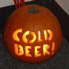 cold beer pumpkin-1