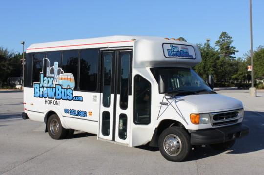 Boulder Beer Tour Bus