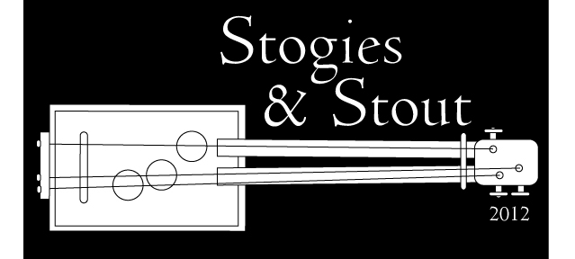 stogies and stouts 2012 logo First look at Dunedin Brewerys new labeling for Leonard Croons Old Mean Stout