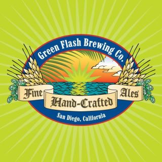 Green Flash logo Green Flash arriving soon in Florida