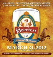New times beerfest logo Win a pair of tickets to the 15th annual New Times Beerfest