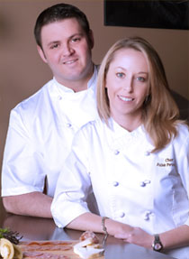 Ravenous Pig JulieJames Ron Raike eager to start with a great team at Cask & Larder in Winter Park