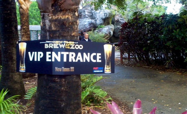 image 8 Miami New Times Brew at the Zoo review: VIP makes the difference