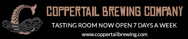 Coppertail Open Banner
