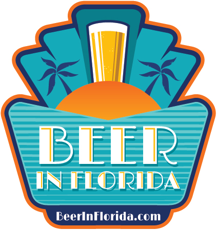 Florida Gulf Beaches Map.Florida Brewery Mapbeer In Florida