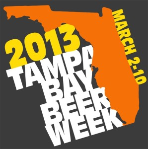 TBBW13 logo 298x300 Tampa Bay Beer Week 2013 bottle releases