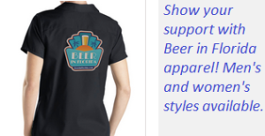 Beer Shirt Ad 300x154 Beer in Florida updates
