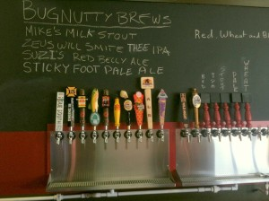 IMG 2493 300x224 New Florida craft brewery: Bugnutty Brewing Company