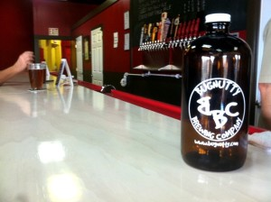 IMG 2499 300x224 New Florida craft brewery: Bugnutty Brewing Company
