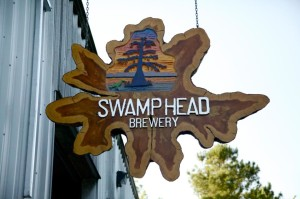 Swamp Head cypress sign 300x199 Swamp Head to build new brewery in Gainesville