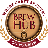 brew hub logo Three breweries sign with Brew Hub in Lakeland