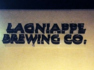 Lagniappe sign 300x225 A Central Florida brewery closes its doors