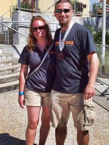 Julie and Ken Pair odice 225x300 Clearwater's first craft brewery celebrating its first year