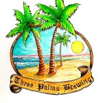 Three Palms logo